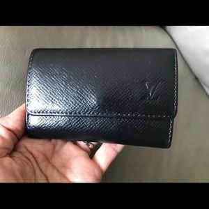 Louis Vuitton 6 Key Card Holder